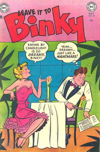Cover Thumbnail for Leave It to Binky (DC, 1948 series) #39