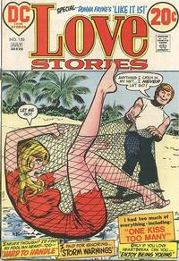 Cover Thumbnail for Love Stories (DC, 1972 series) #150