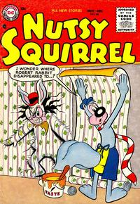 Cover Thumbnail for Nutsy Squirrel (DC, 1954 series) #68