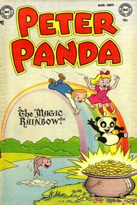Cover Thumbnail for Peter Panda (DC, 1953 series) #1