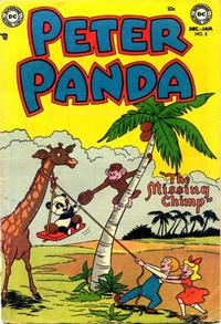 Cover Thumbnail for Peter Panda (DC, 1953 series) #3