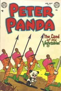 Cover for Peter Panda (DC, 1953 series) #5