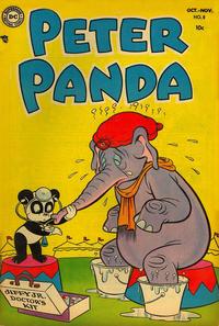Cover Thumbnail for Peter Panda (DC, 1953 series) #8