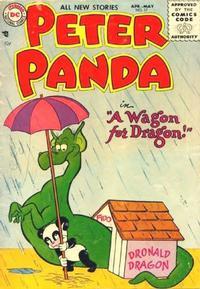 Cover for Peter Panda (DC, 1953 series) #17