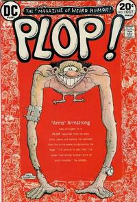Cover Thumbnail for Plop! (DC, 1973 series) #1
