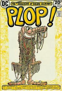 Cover Thumbnail for Plop! (DC, 1973 series) #2