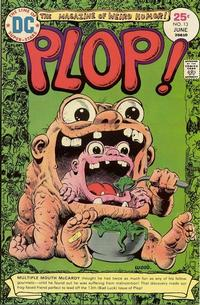 Cover Thumbnail for Plop! (DC, 1973 series) #13