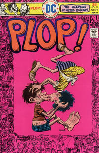 Cover Thumbnail for Plop! (DC, 1973 series) #16