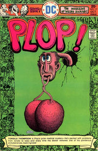 Cover Thumbnail for Plop! (DC, 1973 series) #17