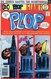 Cover Thumbnail for Plop! (DC, 1973 series) #22