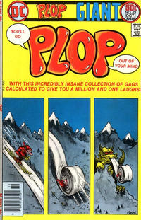 Cover Thumbnail for Plop! (DC, 1973 series) #23