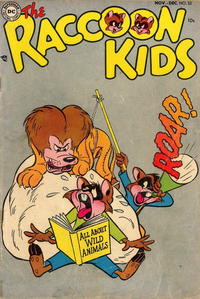 Cover Thumbnail for The Raccoon Kids (DC, 1954 series) #53