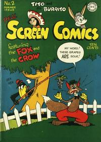 Cover Thumbnail for Real Screen Comics (DC, 1945 series) #2