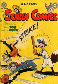 Cover Thumbnail for Real Screen Comics (DC, 1945 series) #32