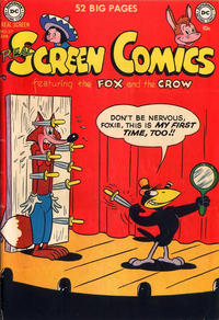 Cover Thumbnail for Real Screen Comics (DC, 1945 series) #37