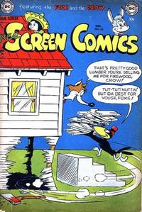 Cover Thumbnail for Real Screen Comics (DC, 1945 series) #45