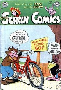 Cover for Real Screen Comics (DC, 1945 series) #67