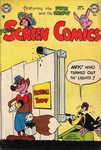 Cover Thumbnail for Real Screen Comics (DC, 1945 series) #68