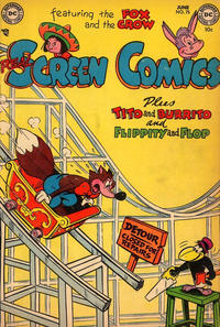 Cover Thumbnail for Real Screen Comics (DC, 1945 series) #75