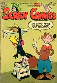 Cover Thumbnail for Real Screen Comics (DC, 1945 series) #77