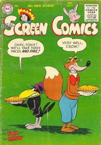 Cover Thumbnail for Real Screen Comics (DC, 1945 series) #91