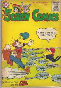 Cover Thumbnail for Real Screen Comics (DC, 1945 series) #94