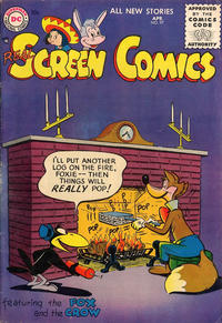 Cover Thumbnail for Real Screen Comics (DC, 1945 series) #97