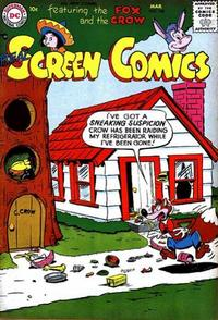 Cover Thumbnail for Real Screen Comics (DC, 1945 series) #108