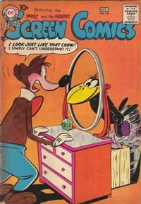 Cover for Real Screen Comics (DC, 1945 series) #121