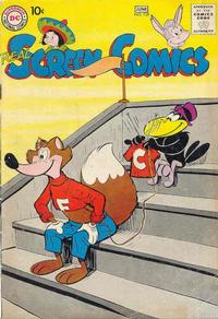 Cover Thumbnail for Real Screen Comics (DC, 1945 series) #128