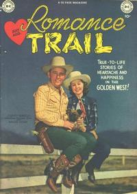 Cover Thumbnail for Romance Trail (DC, 1949 series) #1