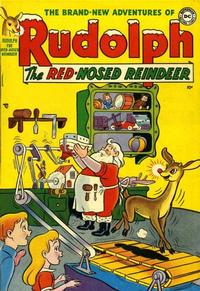 Cover Thumbnail for Rudolph the Red-Nosed Reindeer (DC, 1950 series) #[1 1950]