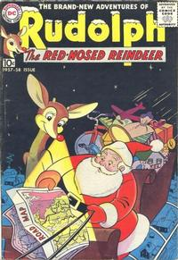 Cover Thumbnail for Rudolph the Red-Nosed Reindeer (DC, 1950 series) #[8 1957-1958]