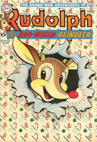 Cover Thumbnail for Rudolph the Red-Nosed Reindeer (DC, 1950 series) #[10 1959-1960]