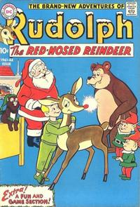 Cover Thumbnail for Rudolph the Red-Nosed Reindeer (DC, 1950 series) #[12 1961-1962]