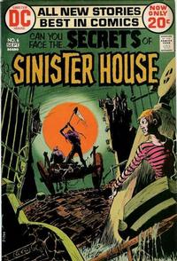 Cover Thumbnail for Secrets of Sinister House (DC, 1972 series) #6