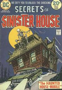 Cover Thumbnail for Secrets of Sinister House (DC, 1972 series) #16