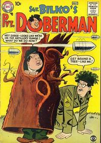 Cover Thumbnail for Sgt. Bilko's Pvt. Doberman (DC, 1958 series) #1