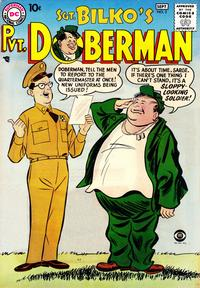 Cover Thumbnail for Sgt. Bilko's Pvt. Doberman (DC, 1958 series) #2