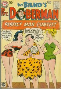 Cover Thumbnail for Sgt. Bilko's Pvt. Doberman (DC, 1958 series) #3