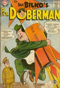 Cover Thumbnail for Sgt. Bilko's Pvt. Doberman (DC, 1958 series) #4