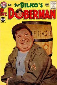 Cover Thumbnail for Sgt. Bilko's Pvt. Doberman (DC, 1958 series) #5