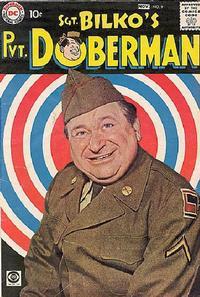 Cover Thumbnail for Sgt. Bilko's Pvt. Doberman (DC, 1958 series) #9