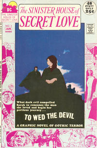 Cover Thumbnail for The Sinister House of Secret Love (DC, 1971 series) #2