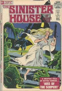 Cover Thumbnail for The Sinister House of Secret Love (DC, 1971 series) #4
