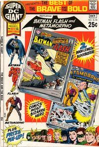 Cover Thumbnail for Super DC Giant (DC, 1970 series) #S-16