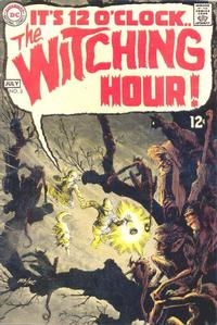 Cover Thumbnail for The Witching Hour (DC, 1969 series) #3