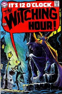 Cover Thumbnail for The Witching Hour (DC, 1969 series) #4