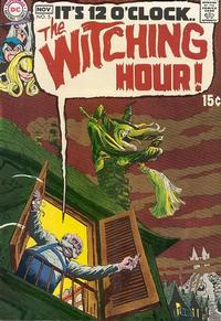 Cover Thumbnail for The Witching Hour (DC, 1969 series) #5