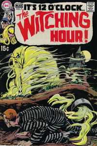 Cover Thumbnail for The Witching Hour (DC, 1969 series) #7